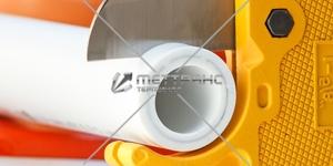 Труба металлопластиковая диаметром 16 мм